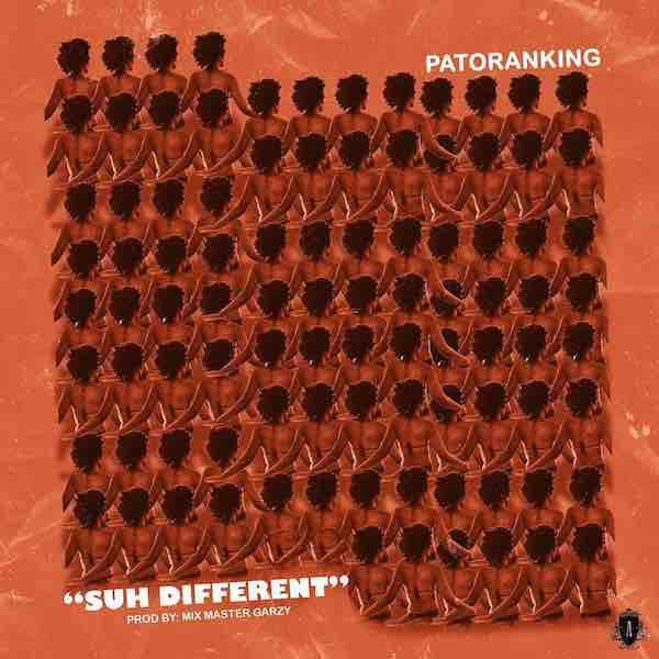 Image: 3457-Patoranking--suh-Different