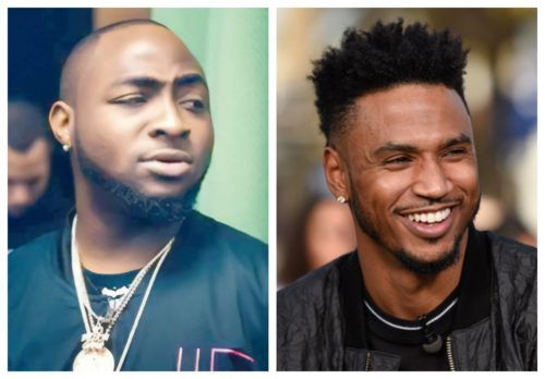 Image: 8311-Davido-x-Trey-Songz--Wetin-You-Say