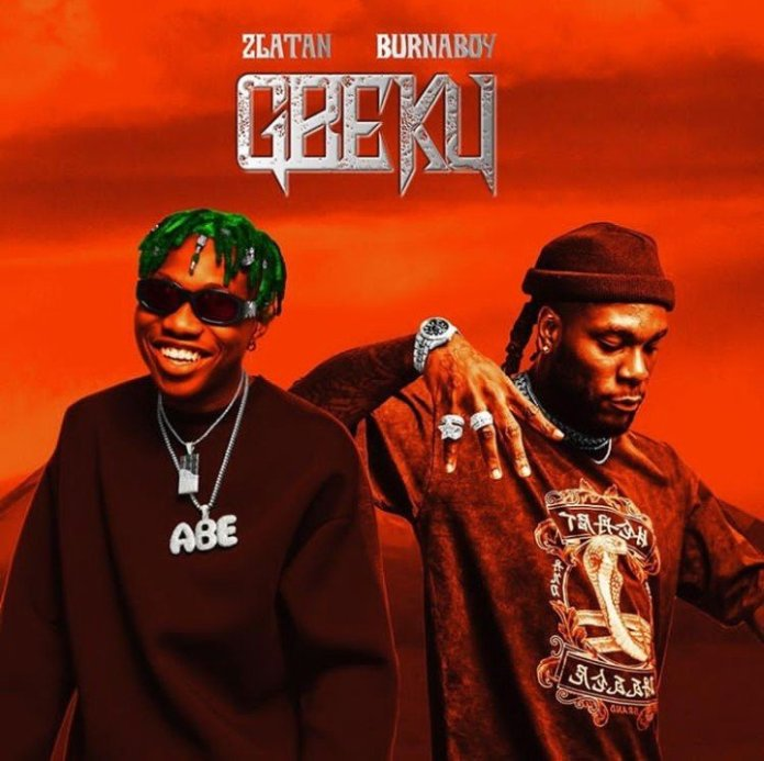 Image:8485-Zlatan-Ft-Burna-Boy--Gbeku